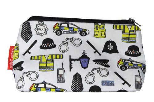 Selina-Jayne Police Limited Edition Designer Cosmetic Bag